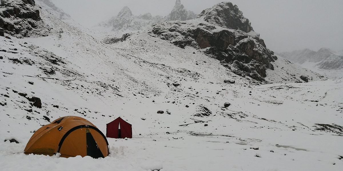 Ausangate Camp