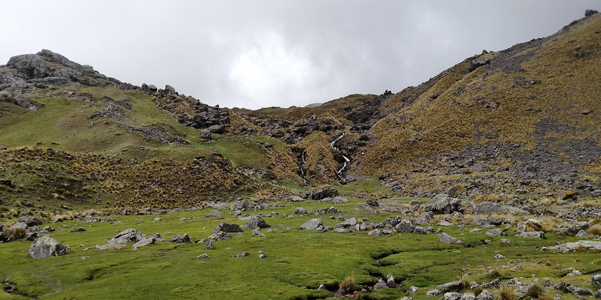 Ausangate Hiking
