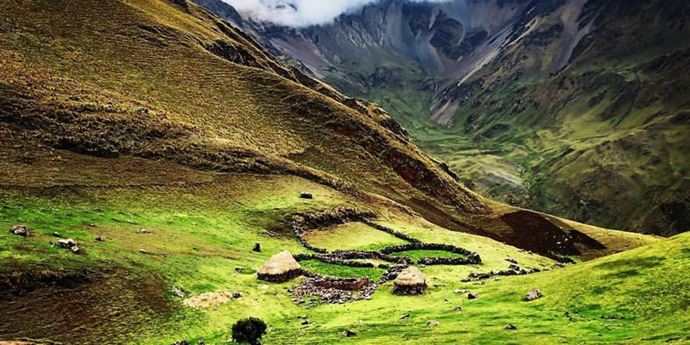 Andean houses