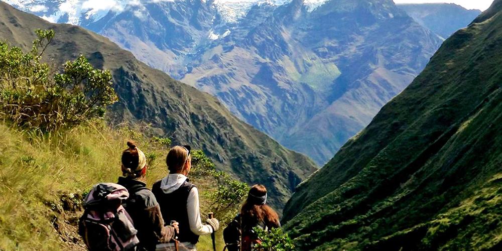 Ancascocha Trail