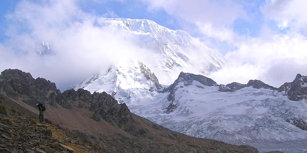 Ancascocha Mountain