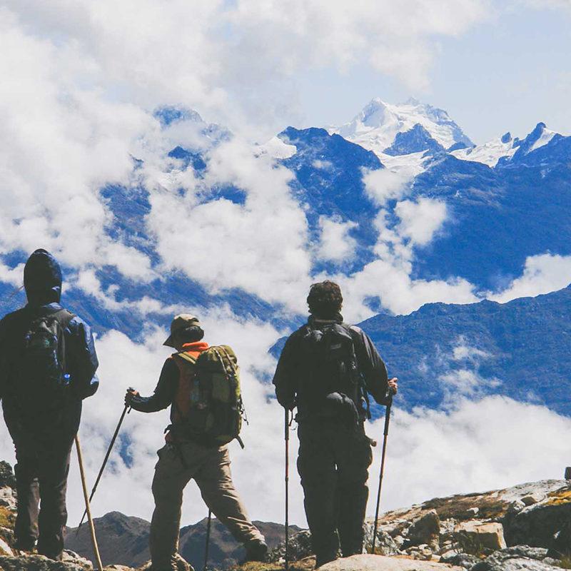 Ancascocha Trek + Inca Trail 7 Days