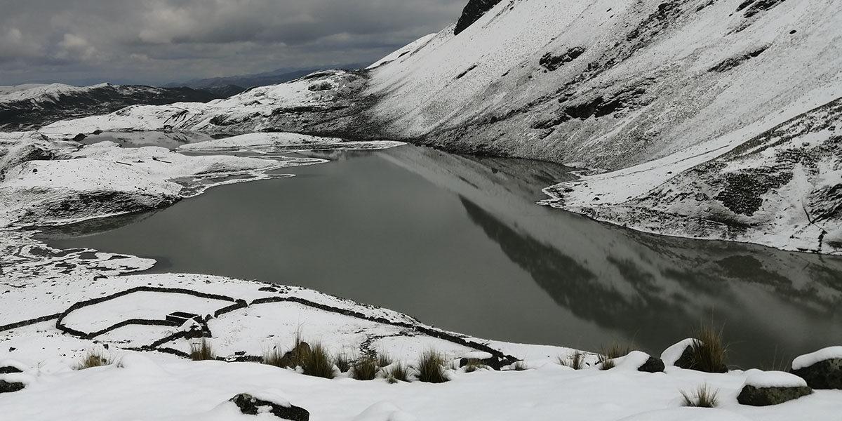 Azul Cocha Lake