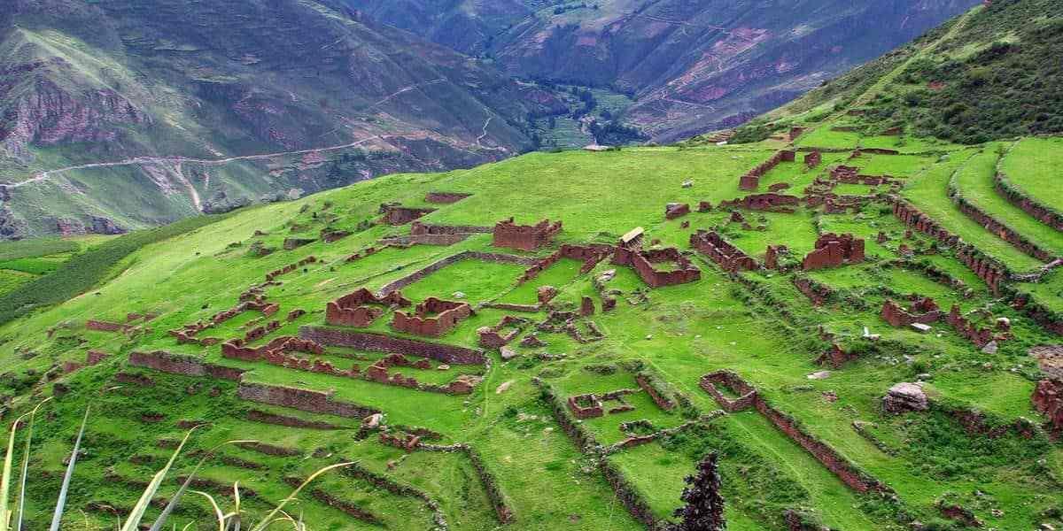Huchuy Qosqo Inca City