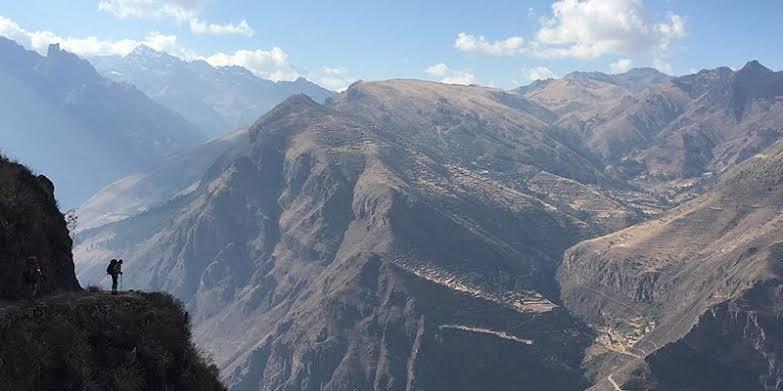 Huchuy Qosqo Viewpoint