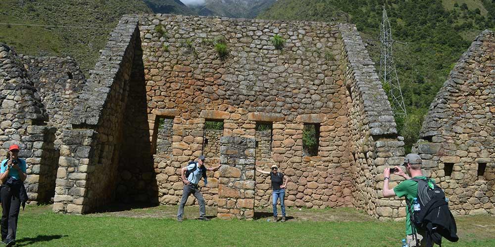 Inca House