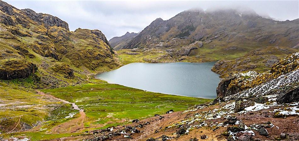 Yanacocha Lake